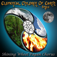 Elemental Children Of Earth (Single) 2011  -- Background image is