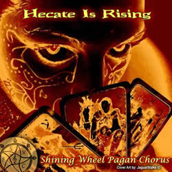 Hecate Is Rising (Single) 2010  -- Cover Art by JaguarStalks